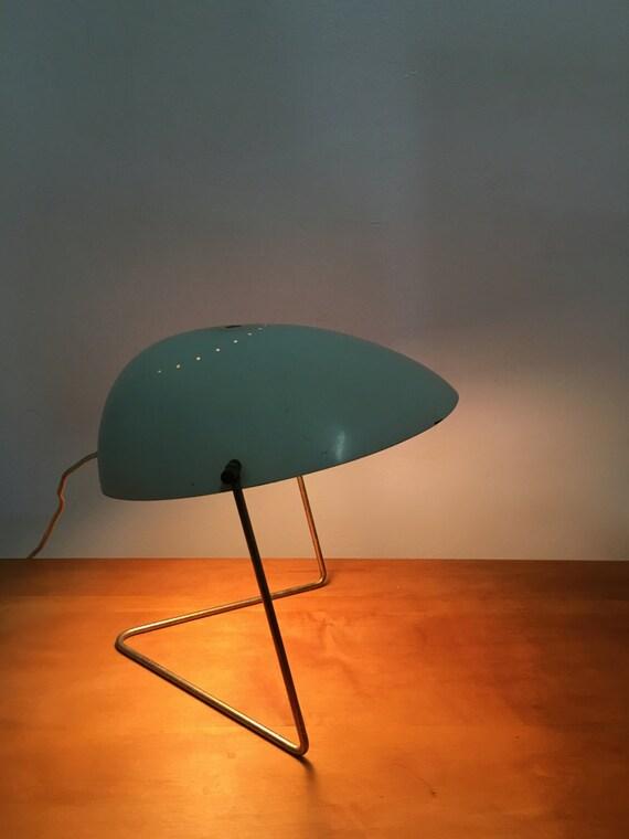 Rare Gerald Thurston Cricket Lamp Lightolier Desk Or Sconce