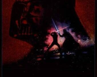 "Original ""Star Wars: Return of the Jedi""  - 21 x 32 -  1994 Collectors Edition Movie Poster"