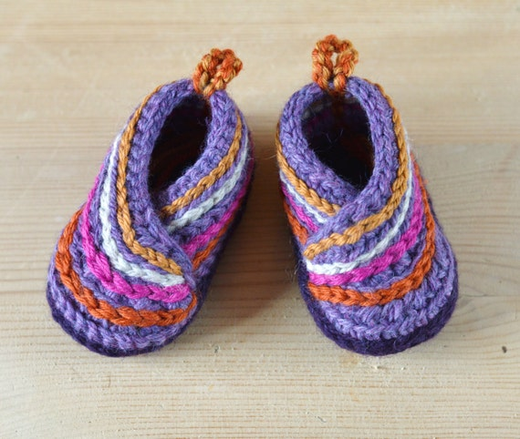 CROCHET PATTERN Digital file Baby Kimono Shoes Baby Booties