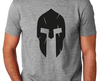 Spartan Tshirt Etsy