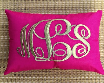 30%OFF Monogram Pillow Kids Couple Name Letter Initial Pillow Christmas Dorm Decor Wedding Baby Birthday Gift