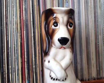Beagle Jug - Vase