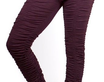 M056A Rouched Leggings