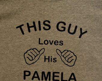 T-shirt for husband,tshirt for boyfriend,tshirt for finance,custom tshirt,gag gift for man,Husband t-shirt,Boyfriend t-shirt,engagement gift