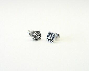 Celtic knot Celtic earrings Silver 925 earrings celtic