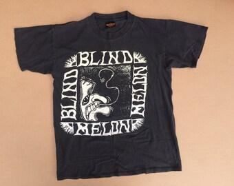 vintage 90s Blind Melon tour shirt Crammed in a Van Tour '92-'93 Concert Tee
