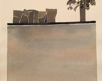 Study in Gray