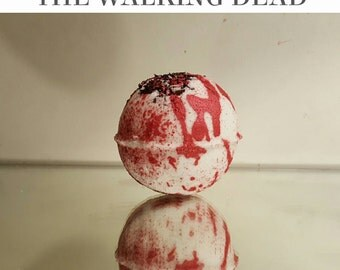 2x The Walking Dead With Charm Inside