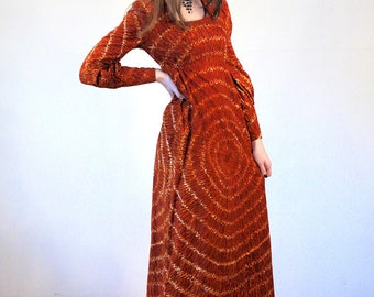 Hippie dresses maxi