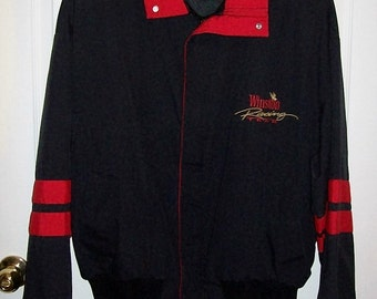 Vintage Winston Racing Team Jacket by Swingster XL Only 20 USD