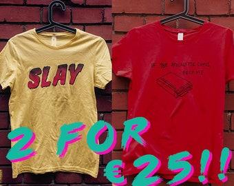 T-shirt Sale!!! Buffy The Vampire Slayer