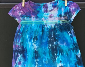 Tie Dyed Girls Shirt