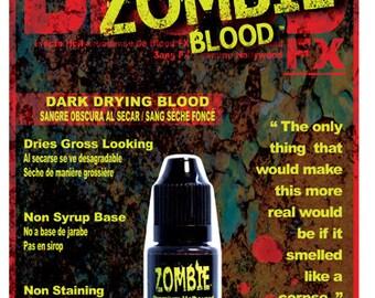 Tinsley Transfers - Zombie Series -  Zombie BLOOD