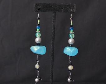Blue Space Stones
