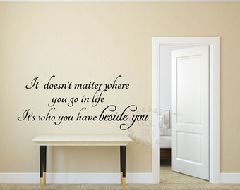 Inspirational Quotes Wall Decals | Etsy Part 97