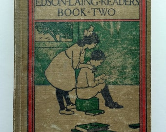 1921 Reader Book Two