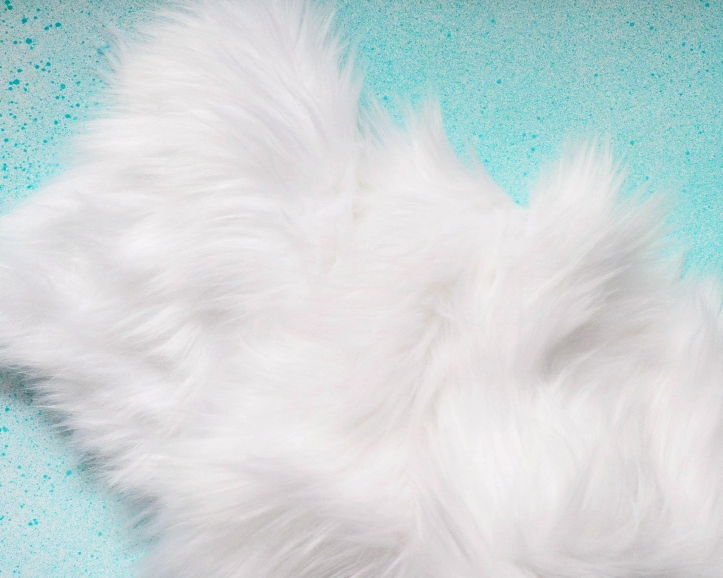 White fur fabric white craft fur white fursuit fur for Furry craft