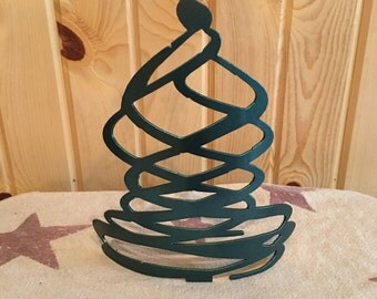 CHRISTMAS TREE of metal