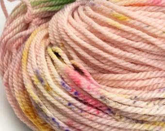 Soft PaintBox - Hand Dyed 100% Superwash Merino - 100g/166m - Aran Yarn