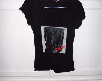 THE CLASH t-shirt size S 1990s