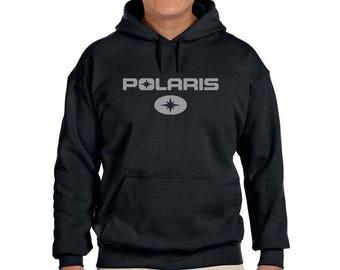 POLARIS RZR 4x4 Atv Graphic Hoodie  100% Screen Printed  ***Free Shipping***