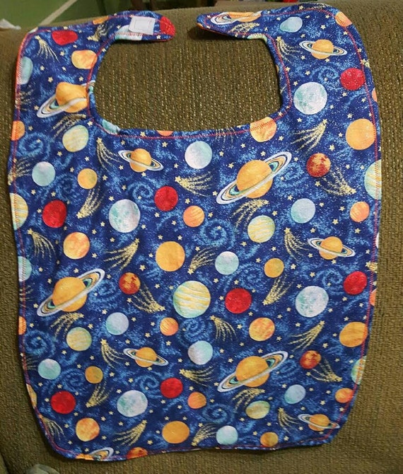 Adult/Large Solar System Bib