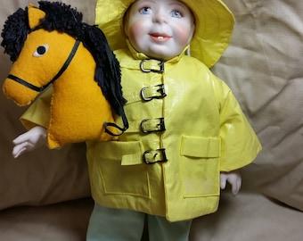 Vintage Faith Wick original doll