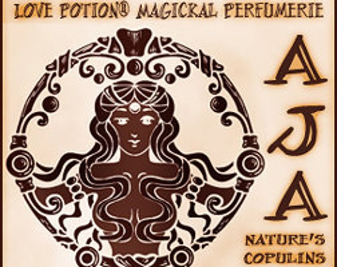 AJA - Nature's Copulins - Sexual Attractant for Women - Love Potion Magickal Perfumerie
