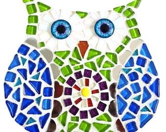 Mosaic Ollie Owl Kitset - Small