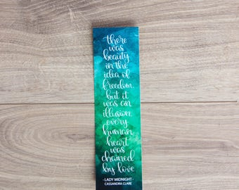 Chained by Love Bookmark