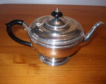 Vintage EPNS teapot - vintage silver plated teapot