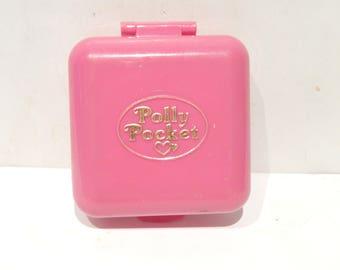 Vintage Polly Pocket Polly World AKA Fun Fair 9382 Mattel 1989