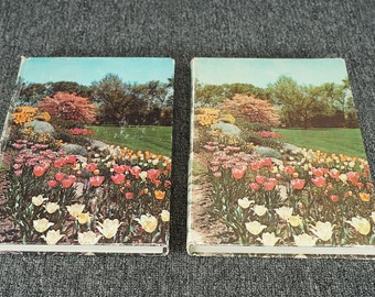 New Illustrated Encyclopedia Of Gardening Vol 1&2 C. 1960