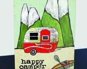 Happy Camper Custom Order