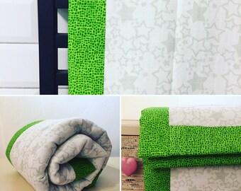 Pure Cotton Muslin Baby Blanket