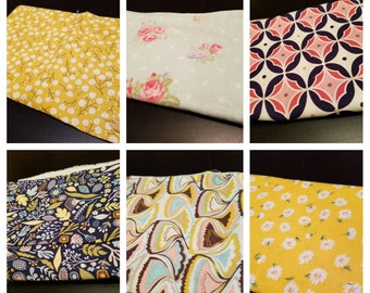Fabric Choices for Planner Pouches *DO NOT PURCHASE*