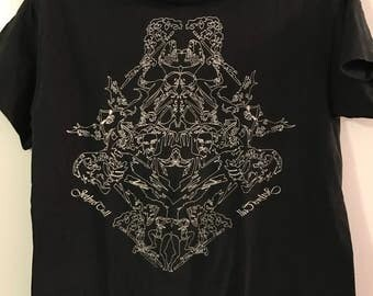 Vintage 1983 Jethro Tull T-Shirt Small Rare