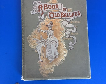 "Victorian – ""Book of Old Ballads"""