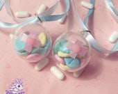 Take your meds capsule necklace menhera yumekawaii pills