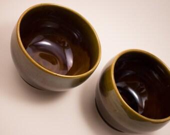 Set of 2 Ceramic Bowls