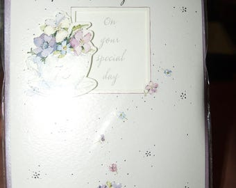 Ladies 70th Birthday Wishes  Card