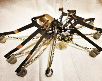 Unique Steampunk Mechanical Spider - One of a Kind Handmade - free postage in AU