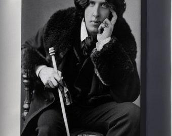 Canvas 24x36; Oscar Wilde P2 Picture Of Dorian Gray Author