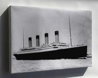 Canvas 24x36; Titanic 2