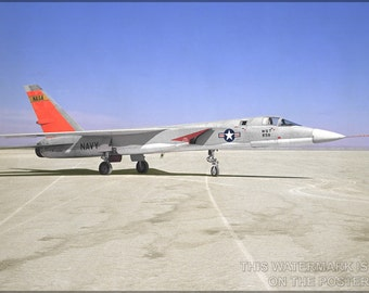 16x24 Poster; North American A-5 Vigilante P1