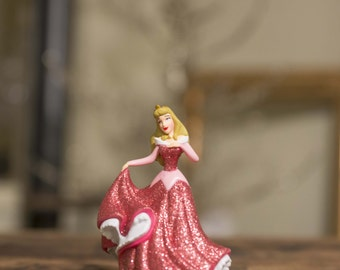 Deluxe Aurora Sleeping Beauty Princess Christmas Ornament