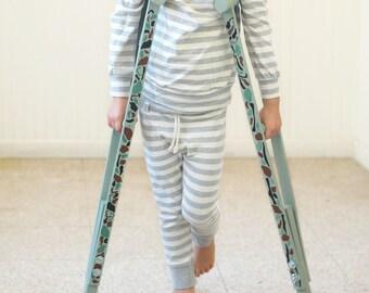 Child's Play Crutches CAMO Fun for Boys