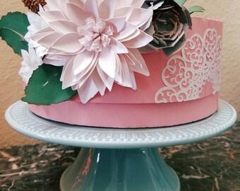 Birthday or Wedding Cake Box