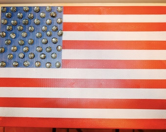 Patriotic Magnet Board