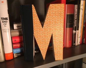 Book Letter 'M'